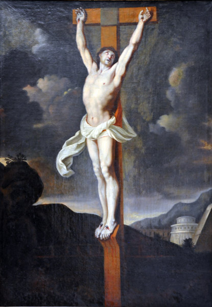 Workshop of Anthony Van Dyck, Crucifixion