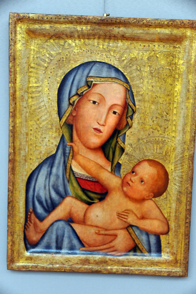 14th Century Madonna and Child