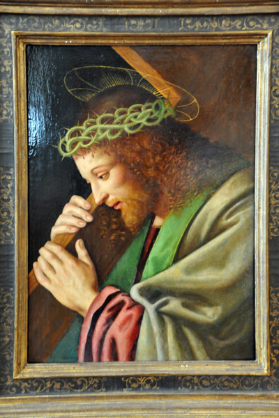 Vincenzo Catena, Christ with the Cross