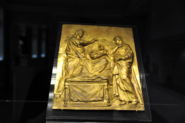 Death of St. Joseph, Italy, XVI Century