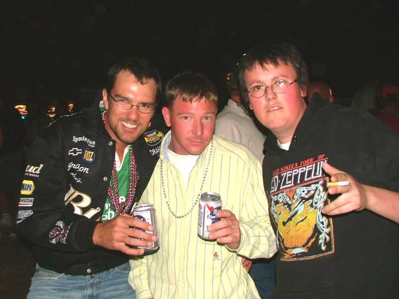 Steve Cavanah Jr,, Jason Rappuhn, and Noel Morris