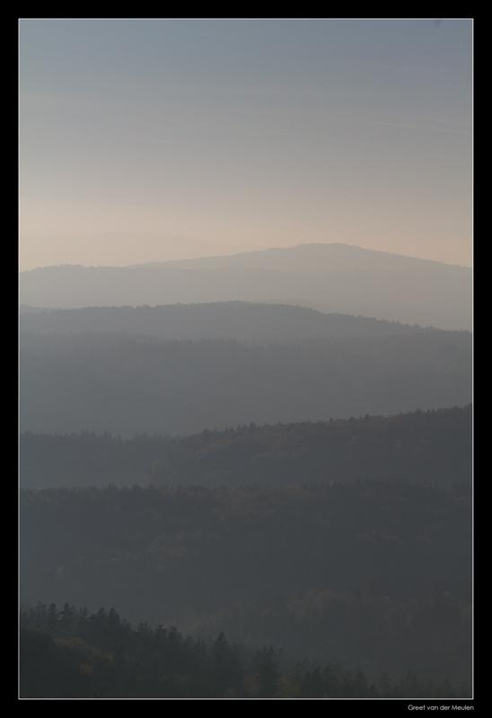 1233 sunset Bayerischer Wald