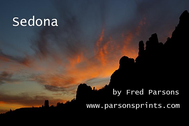 Sedona Skyline