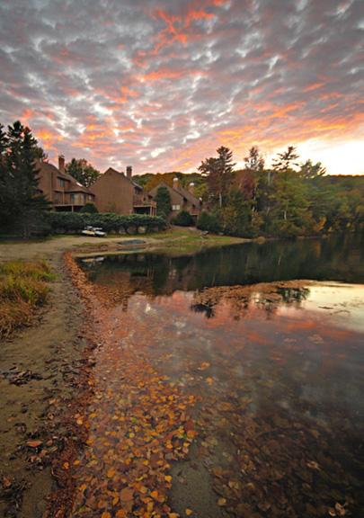 _MG_1695 Eastman Lake Homes & Sunset