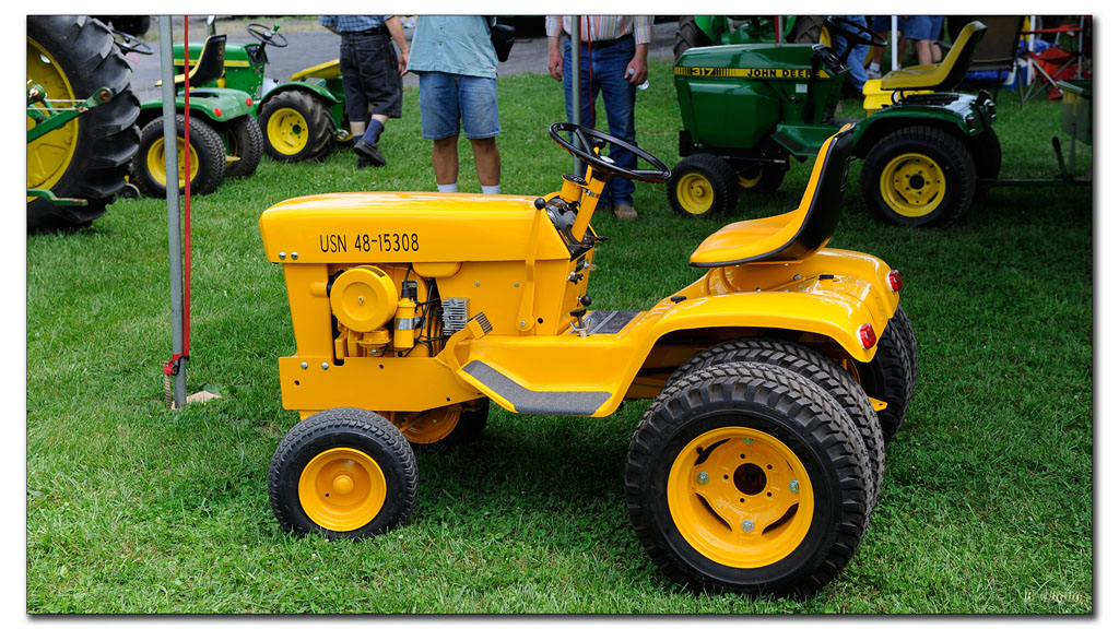 All Yellow 68 Jd 140 Mytractorforum Com The