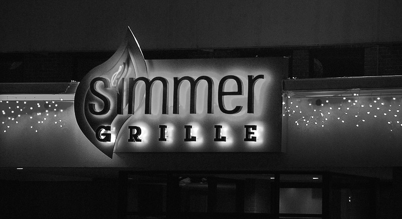 Simmer Grille