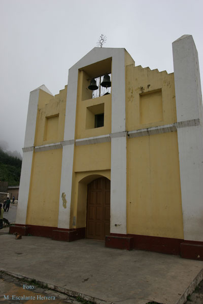 Detalle de la Iglesia Catolica