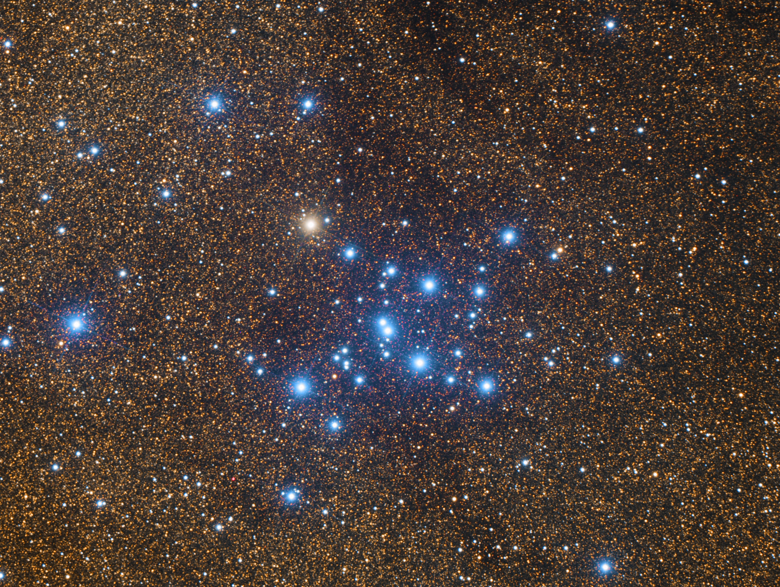 Ptolemys Cluster - Messier 7