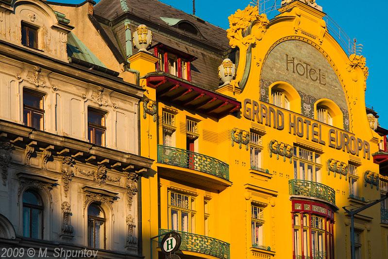 Grand Hotel Europa Prague 2018 World S Best Hotels