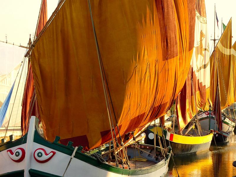 Ready to sail?