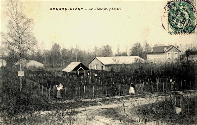 Vue générale... En 1906