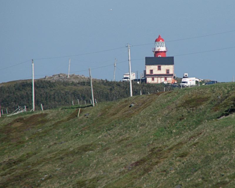 Southern Shore 022<Br>Ferryland Lighthouse