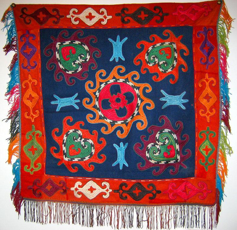 Turkoman embroidery