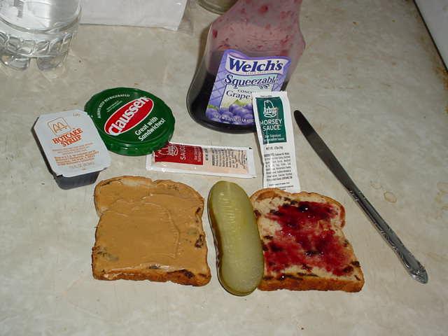 my best sandwich * <br>Delicious ! ! ! !