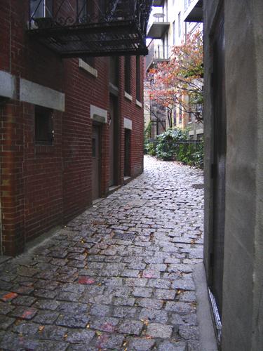 foot steps of the boston strangler