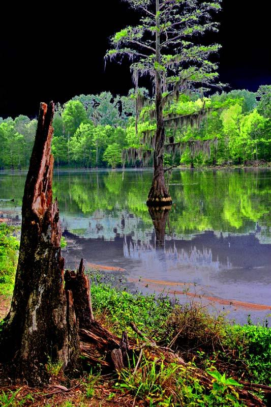 Mays Lake, Mississippi