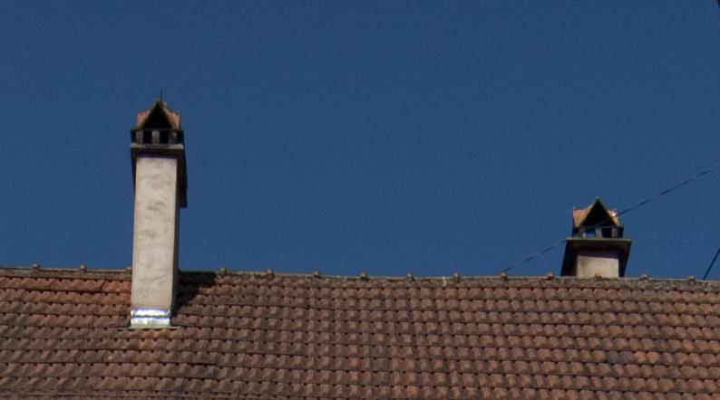 Traditional chimneys
