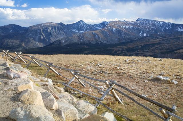 Rocky Mountain Overlook