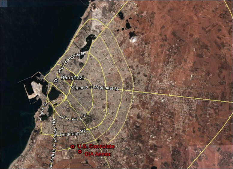 Benghazi PostAttack Satellite Revelations Inform The Pundits
