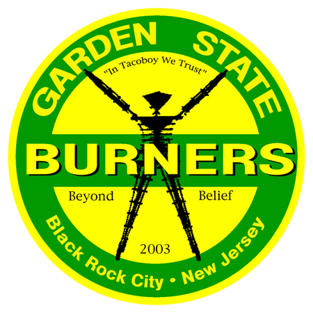 NJ Burning Man Group logo