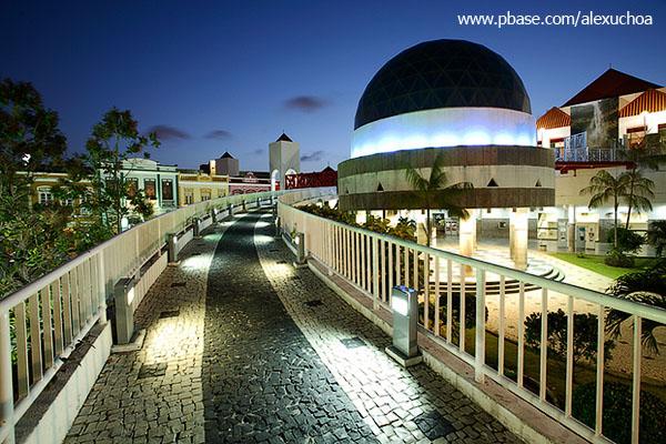 Centro Cultural Dragão do Mar, Fortaleza, CE
