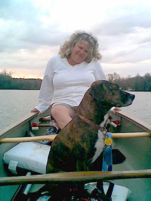Canoeing on Lady Bird Lake