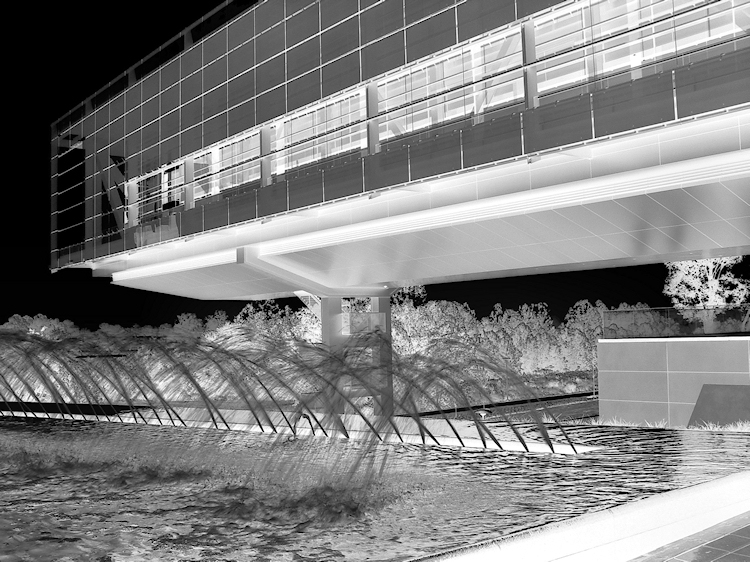 Clinton Library 3 - Inverted.jpg