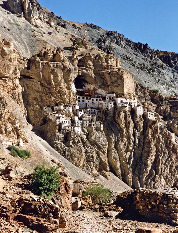 Phuctal Gompa