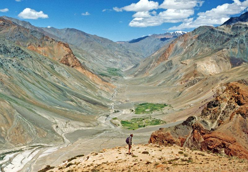 Zanskar panorama