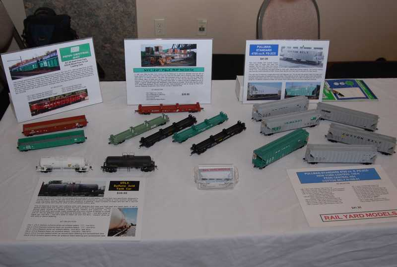 Rail Yard Models