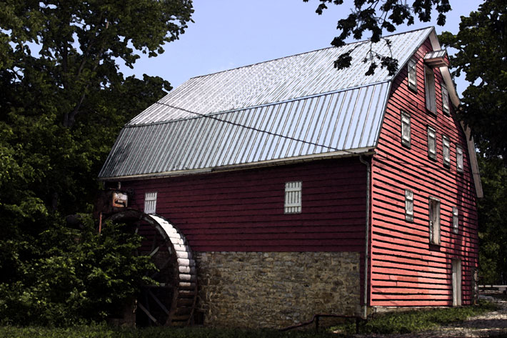 C & O Canal: McMahons Mill
