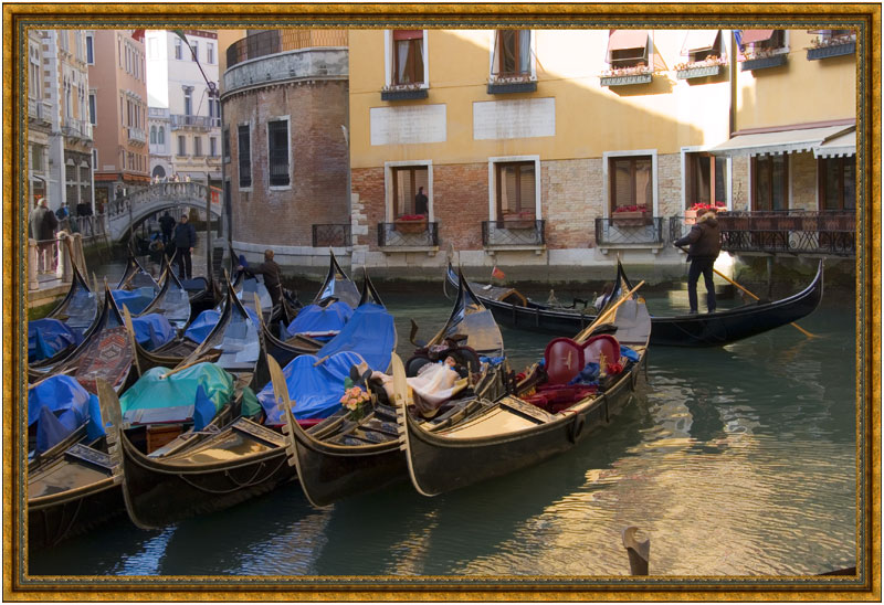 Siesta, Venetian style!