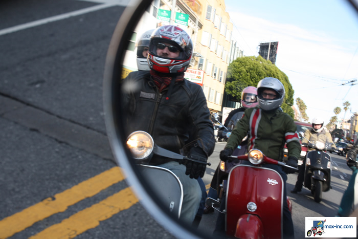 Scooter Ride 2011