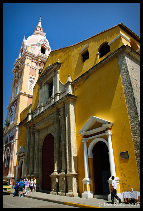 Cathedral, Cartagena