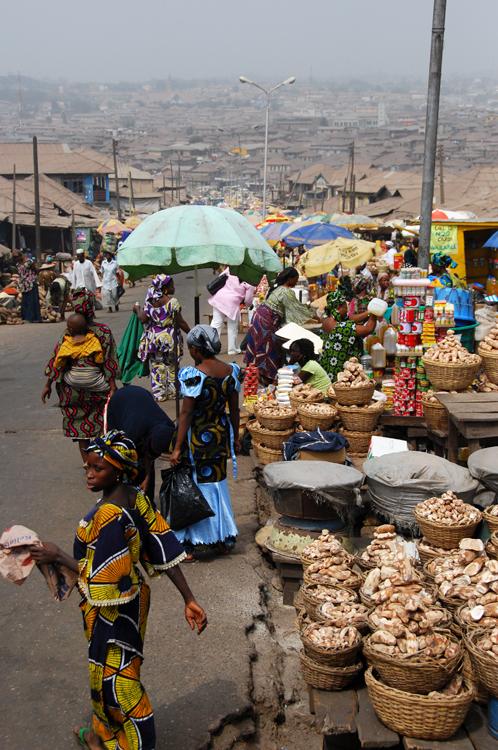 Market View: Ibadan