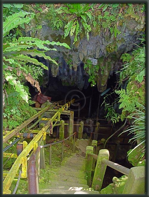 Awamori Cave Entrance