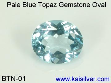 Sky Blue Topaz Gemstone, Light Blue Topaz From Kaisilver