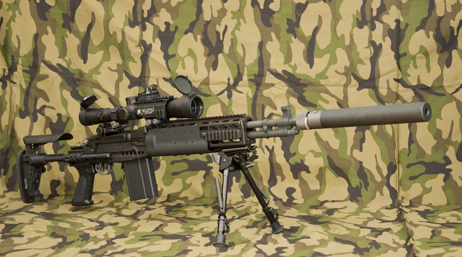 MK 14 (Modification of M14)