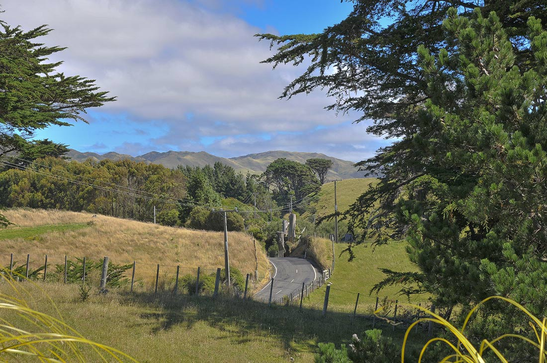 Ohariu Valley Road