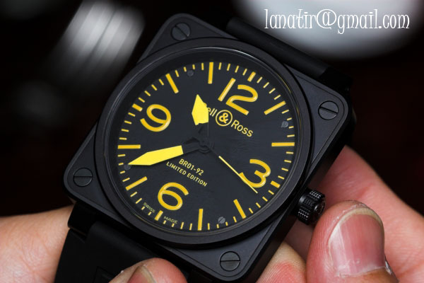 Bell And Ross Yellow
