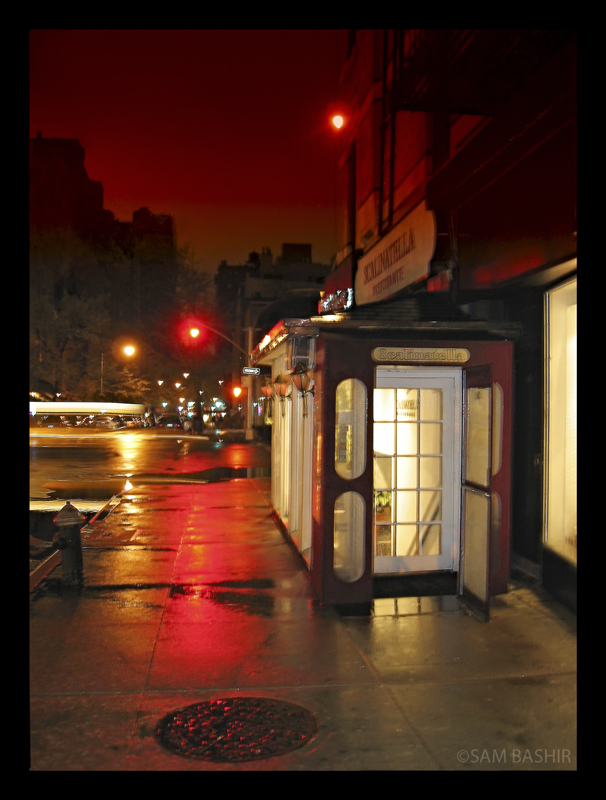 Glossy New York