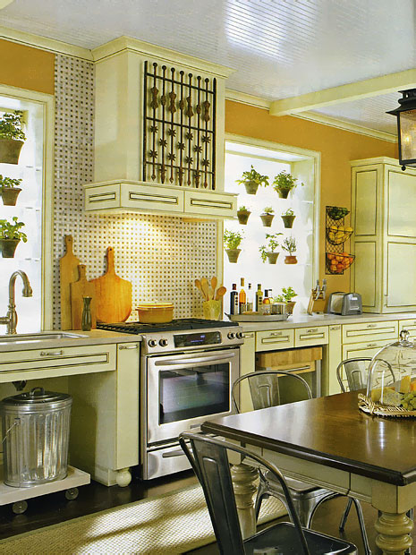 Kitchen Design and Style