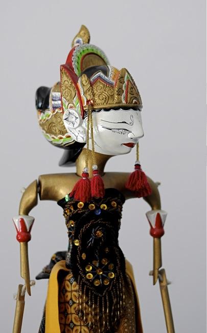 Wayang Golek Puppet Srikandi Photo Walter Otto Koenig Photos At Pbase Com