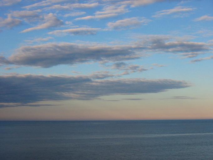 Ciel de la Gaspésie