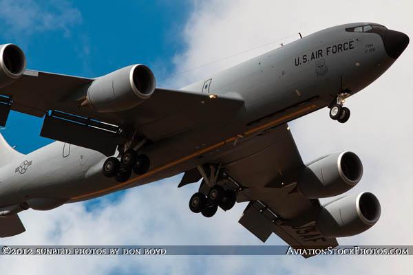 USAF (Alabama Air National Guard) KC-135R #63-7984 (37984