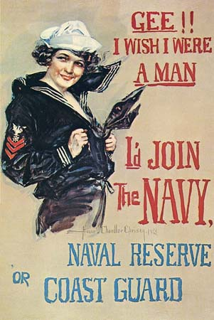 1940s - Recruiting Poster