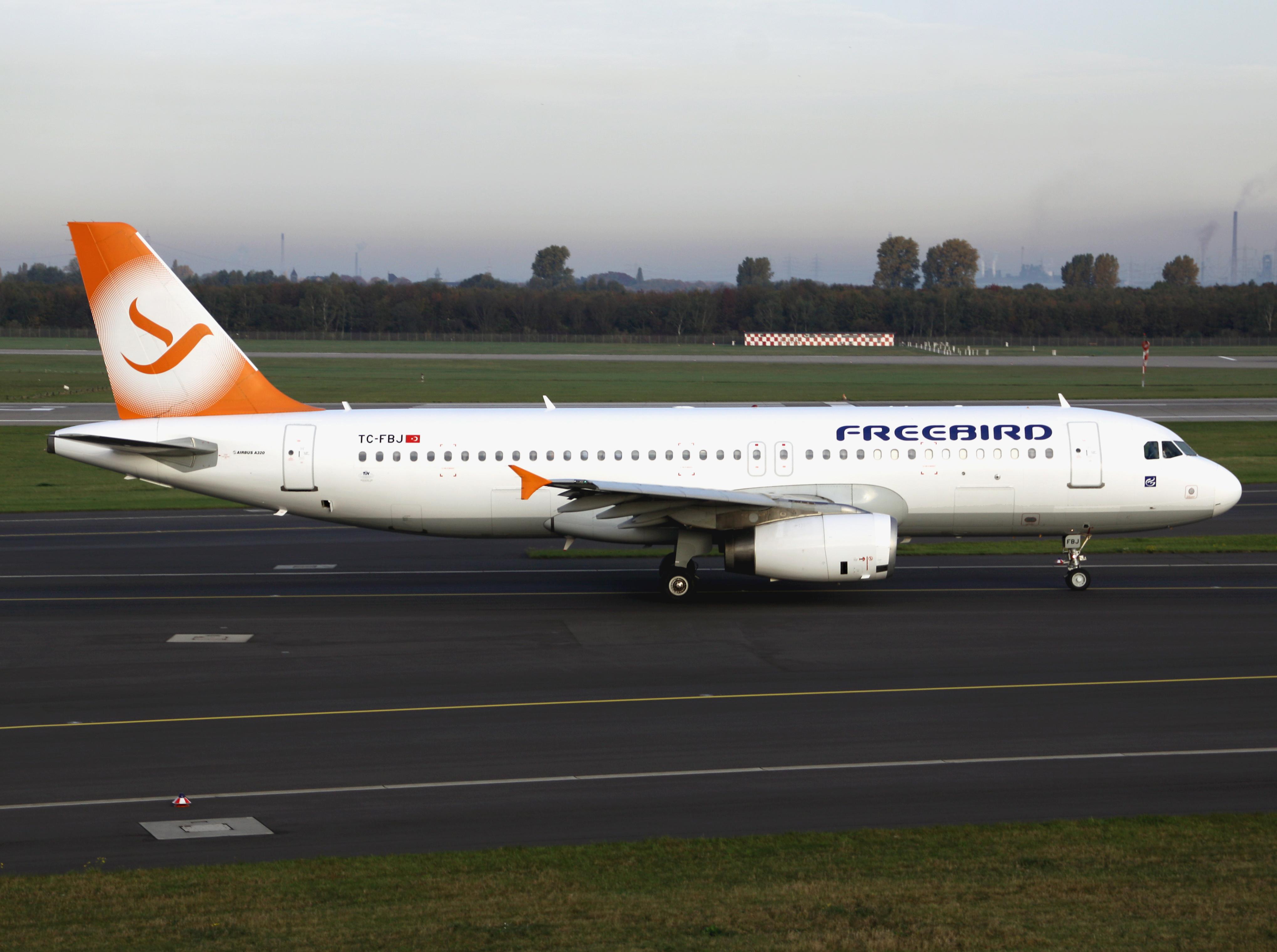 A320  TC-FBJ