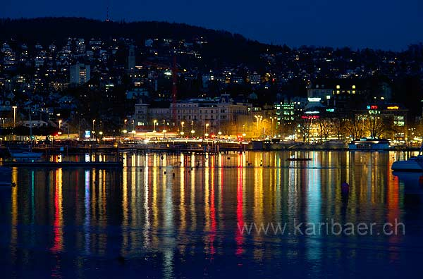Zurich By Night (89846)