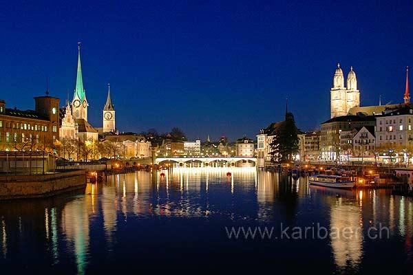 Zurich by Night (89853)