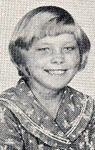 1020 W. 60th Street - Natalie Hinkle in 1964 in her 4th grade photo